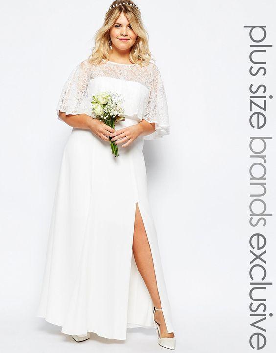Choisir sa robe de mari e quand on est ronde joy bordeaux for Plus la taille robes de mariage washington dc