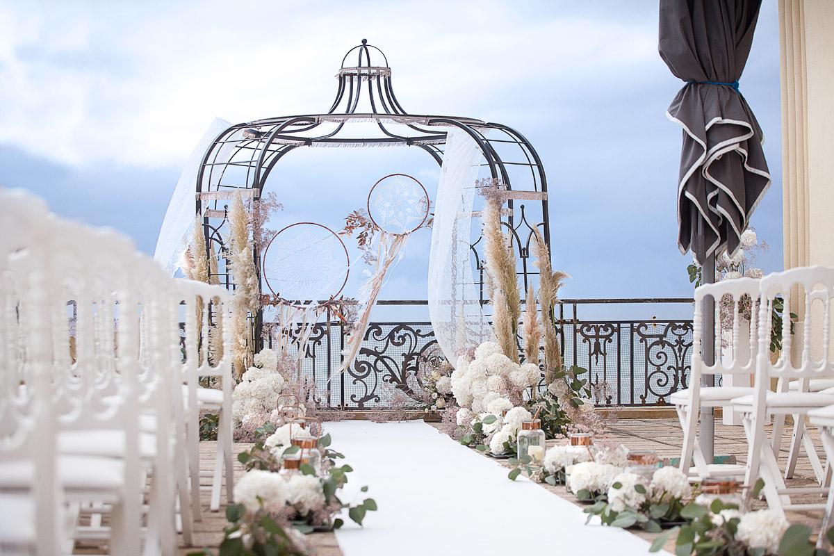 robe de mariée Biarritz, Bordeaux, création sur mesure