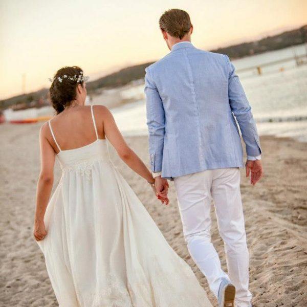 Robe de mariée Création sur mesure Lea
