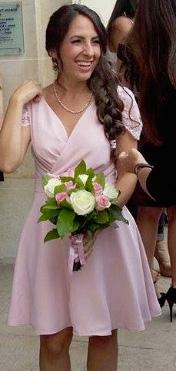 Avis création de robe de mariée en ligne, à distance