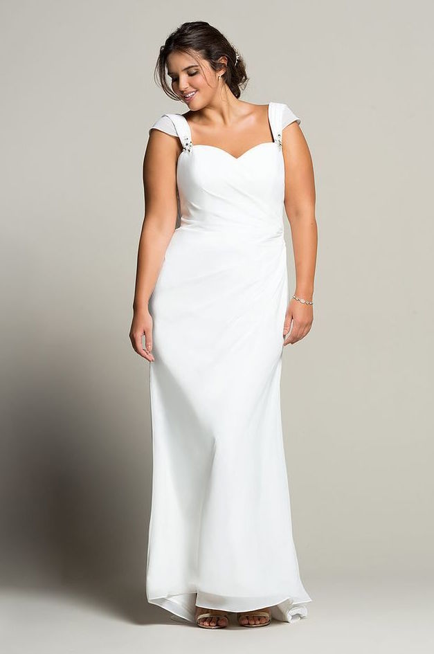 Robe mariee femme petite taille