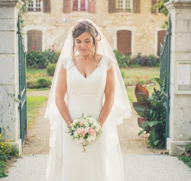 Robes De Mariées Sur Mesure Joy Bordeaux Biarritz